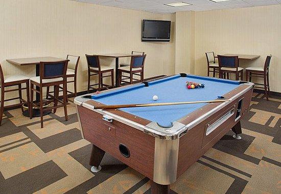 มองต์วัล, นิวเจอร์ซีย์: Billiard Room