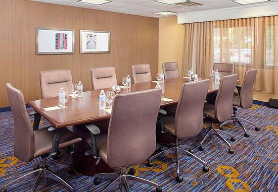 มองต์วัล, นิวเจอร์ซีย์: Meeting Room  - Boardroom Setup
