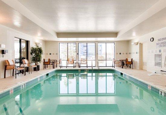 Malvern, Pensilvanya: Indoor Pool