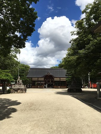 ศาลเจ้าฟูจิโนะโมริ