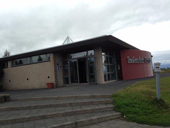 Fludir, Iceland: Eingang