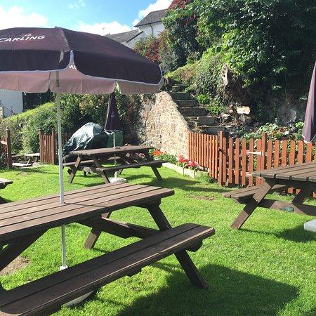 Okehampton, UK : Sunny spot!