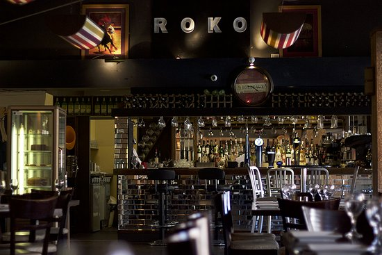 Morpeth, UK: Inside ROKO