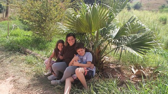 Paraíba do Sul, RJ: Família.
