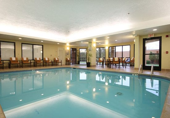 Flint, ميتشجان: Indoor Pool