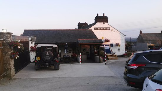 St. Breward, UK: Lovely old inn