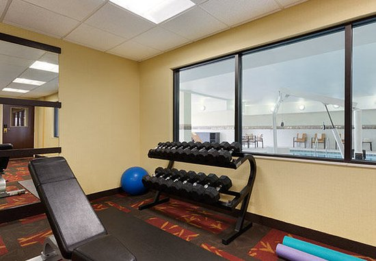 The Woodlands, Teksas: Fitness Center - Free Weights