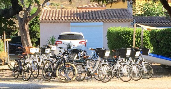 Les Vélos de Saint Clair