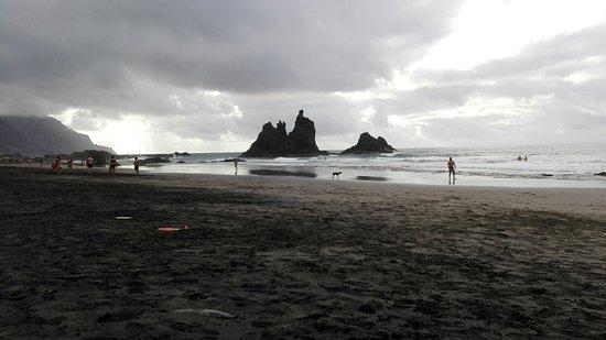 Playa de Benijo: IMG_20160820_200555_large.jpg