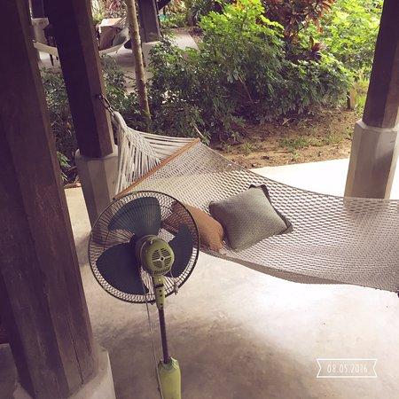 Saraphi, Thailand: Espace détente