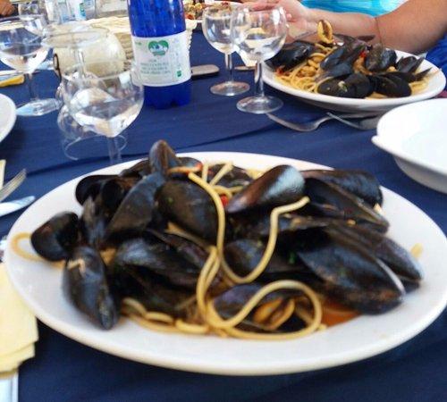 Castrignano del Capo, Italia: spaghettoni