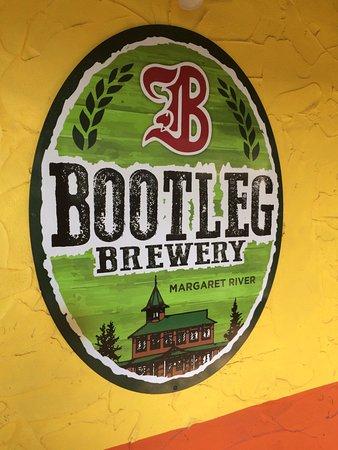 Wilyabrup, Australia: Bootleg!