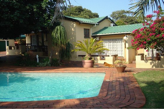 Umkomaas, South Africa: SECOND SWIMMING POOL