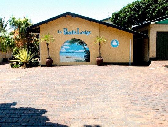 Umkomaas, Sydafrika: LE PARADIS LODGE