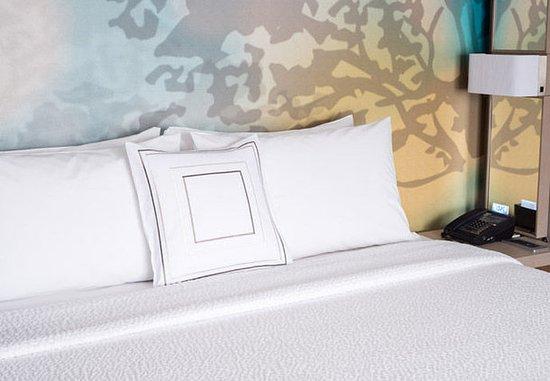 อินดิเพนเดนซ์, โอไฮโอ: Executive King Guest Room – Bedding Details