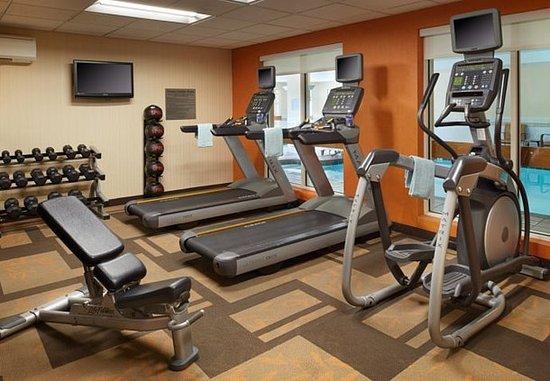 อินดิเพนเดนซ์, โอไฮโอ: Fitness Center
