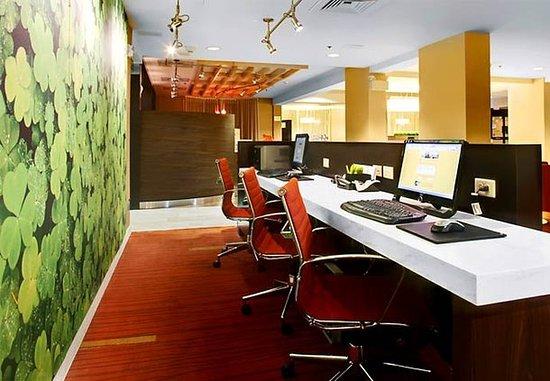 Greenville, NC: Business Center