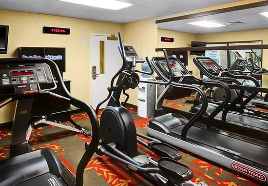 Greenville, NC: Exercise Room