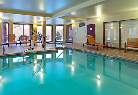 Courtyard Denver Southwest/Lakewood : Indoor Pool