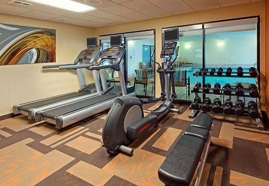 Courtyard Denver Southwest/Lakewood : Fitness Center