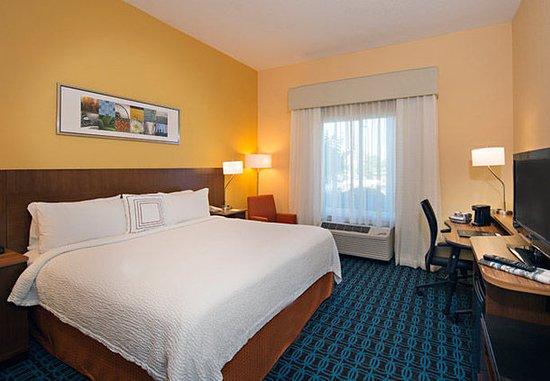 Tifton, Georgien: King Guest Room