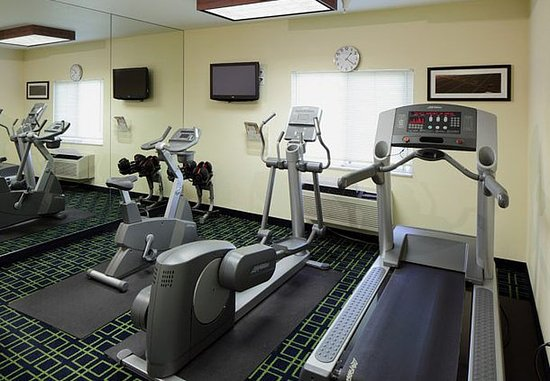San Carlos, CA: Fitness Center