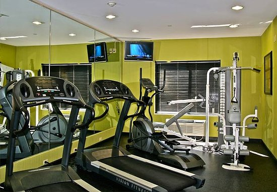 Hays, KS: Fitness Center