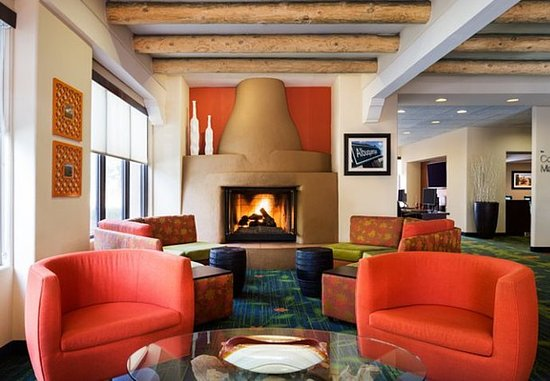 Fairfield Inn Albuquerque University Area: Lobby