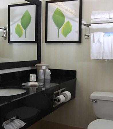 Saint Cloud, MN: Suite Bathroom