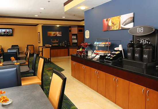 Saint Cloud, MN: Breakfast Room