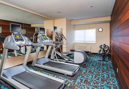 Oshkosh, WI: Fitness Center