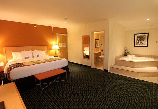 Μπελβίλ, Καναδάς: One-Bedroom Spa Suite