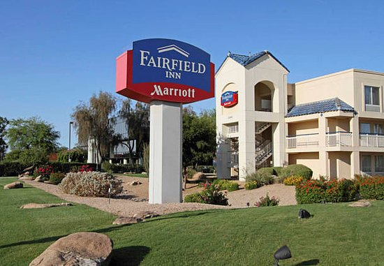 Fairfield Inn Scottsdale North : Exterior