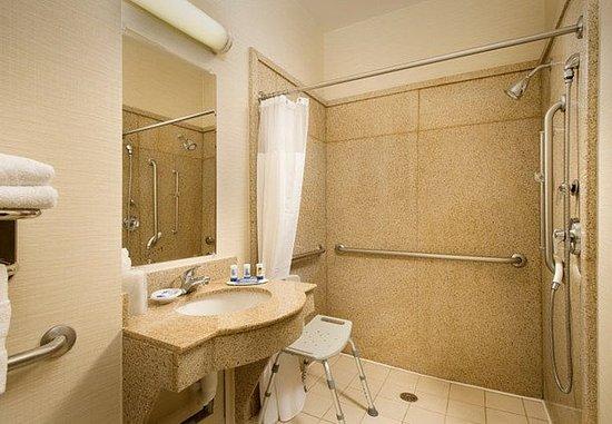 Marshall, TX: Accessible Guest Bathroom