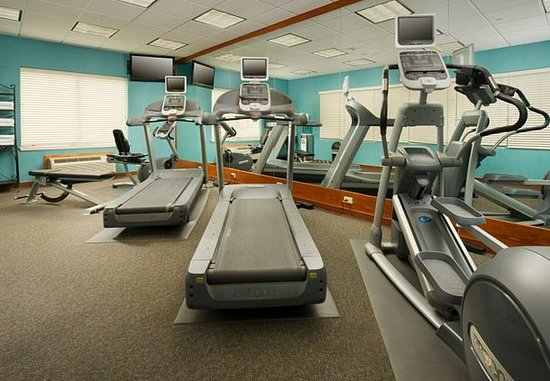 Marshall, TX: Fitness Center