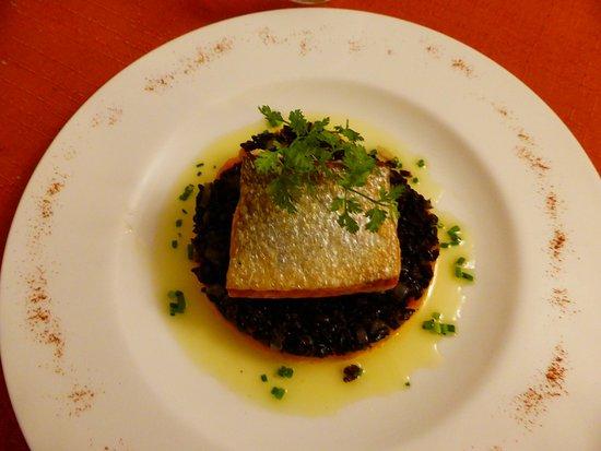 """Herepian, Fransa: Saumon sauvage """"Kéta"""""""