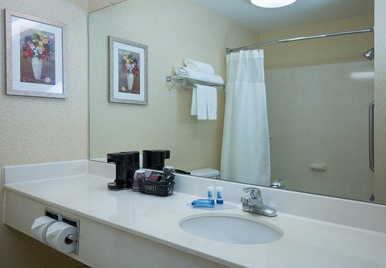 Vacaville, Kalifornien: Guest Bathroom