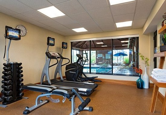 Binghamton, Нью-Йорк: Fitness Center
