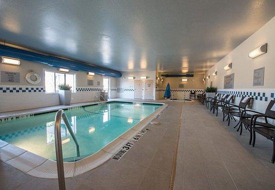 Lewisville, TX: Indoor Pool