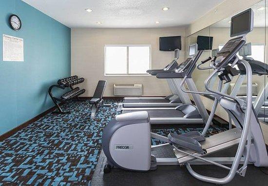 Muncie, IN: Fitness Center
