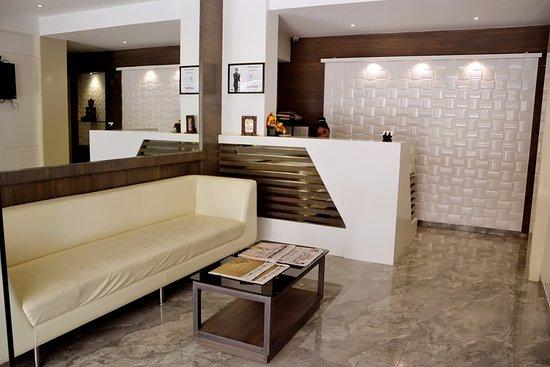 Hotel Atlantic: reception