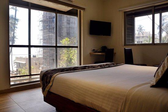 Hotel Atlantic: Sea View Room