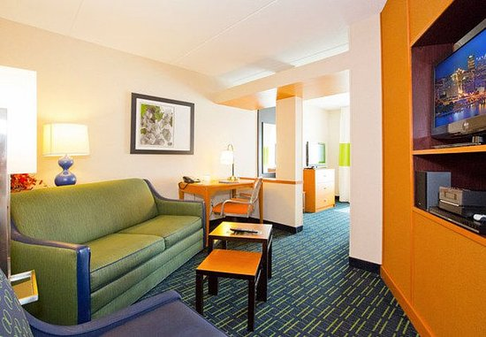 New Stanton, Pensilvania: Executive King Suite