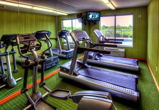 Anderson, Carolina del Sur: Fitness Center