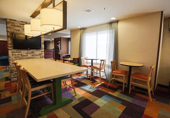 Berea, Кентукки: Breakfast Seating Area