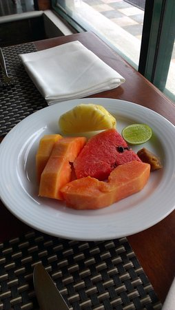Bentota Beach by Cinnamon: Breakfast