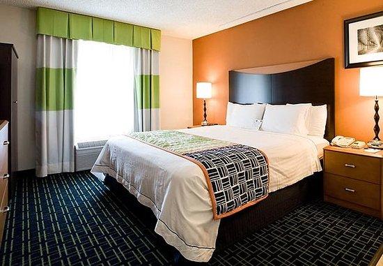 Hayward, Kalifornia: King Guest Room