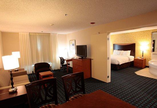 Hayward, Californien: Spa One-Bedroom Suite