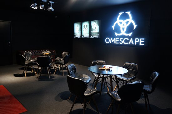 Omescape London - King's Cross