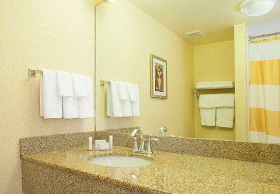 Lithonia, Geórgia: Guest Bathroom